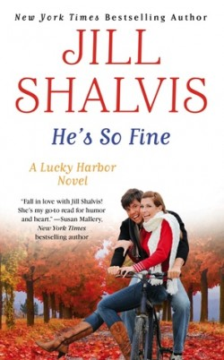 ARC Review: He's So Fine by Jill Shalvis