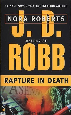 2019 Buddy Read: Rapture in Death by J.D. Robb