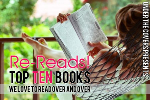 Top Ten Books that UTC ReRead!