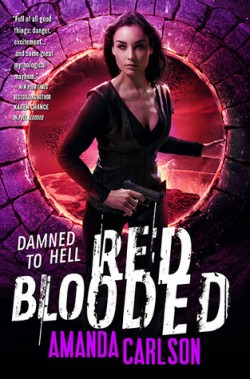 ARC Review: Red Blooded by Amanda Carlson