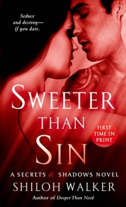 ARC Review: Sweeter Than Sin by Shiloh Walker