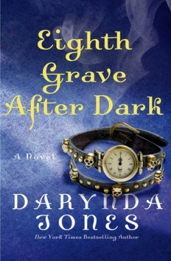 ARC Review: Eighth Grave After Dark by Darynda Jones
