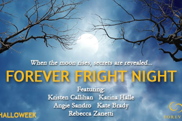 #ForeverFrightNight #Halloweek PART TWO by Karina Halle
