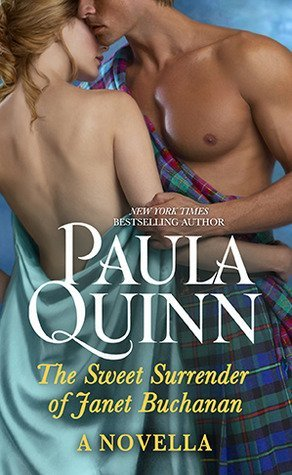 ARC Review: The Sweet Surrender of Janet Buchanan