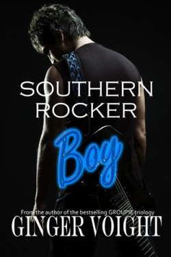 ARC Review + Tour: Southern Rocker Boy by Ginger Voight