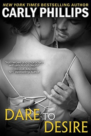 #RollBackWeek Review: Dare to Desire by Carly Phillips