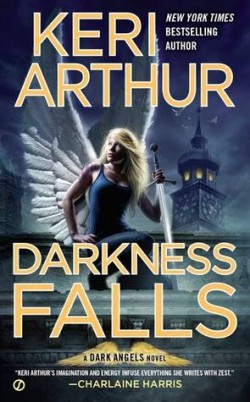 Review: Darkness Falls by Keri Arthur
