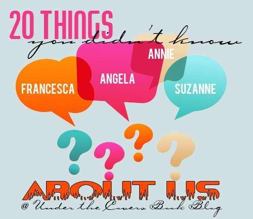 20 Things You Didn't Know About Us