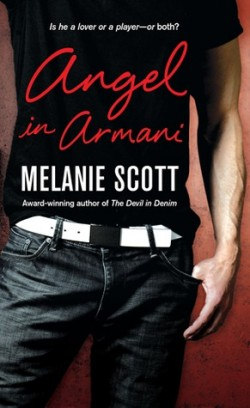 ARC Review: Angel in Armani by Melanie Scott