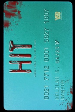 ARC Review: Hit by Delilah S Dawson