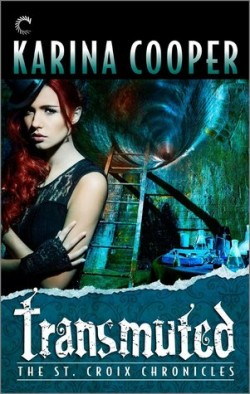 TRANSMUTED by Karina Cooper [STEAMPUNK]