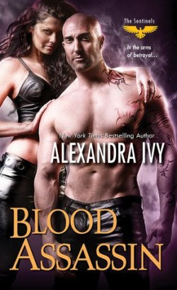 BLOOD ASSASSIN by Alexandra Ivy [PARANORMAL]