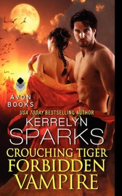 CROUCHING TIGER, FORBIDDEN VAMPIRE by Kerrelyn Sparks [PARANORMAL]