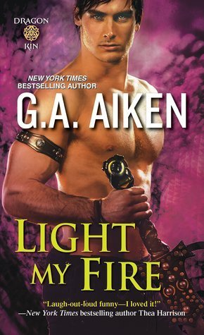 ARC Review: Light My Fire by G.A. Aiken