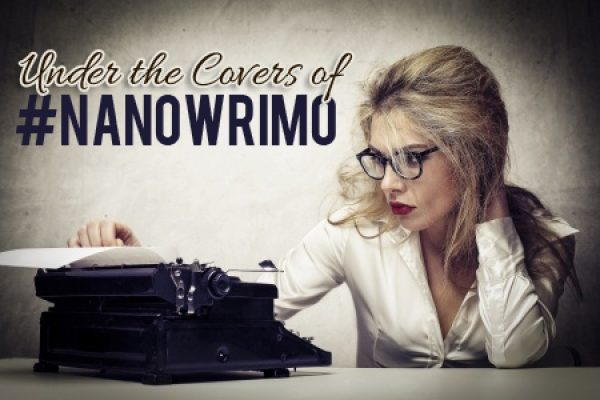 Under the Covers of #NaNoWriMo: Delilah S. Dawson