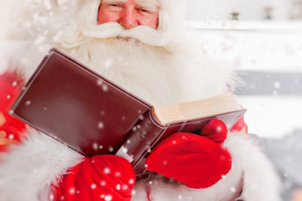 Top Ten Holiday Reading Recommendations