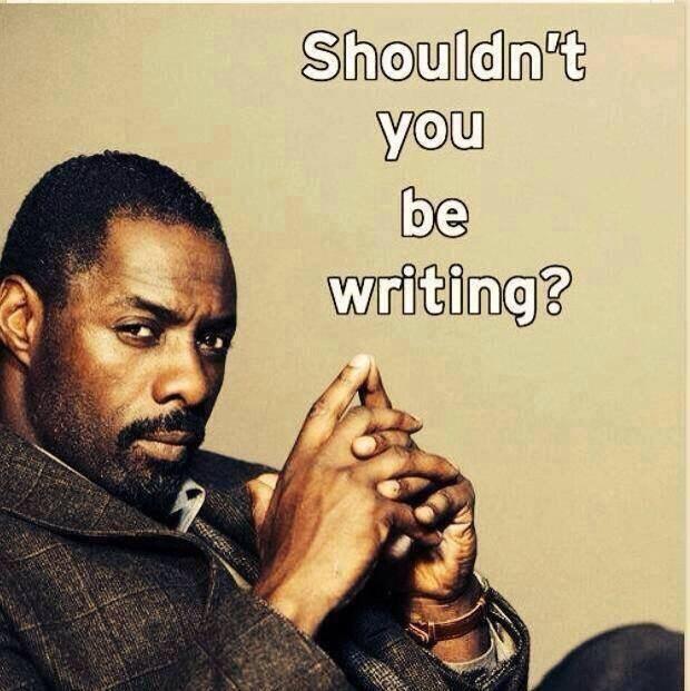 shouldntyoubewriting