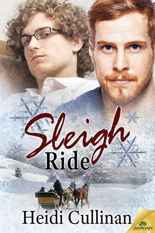 ARC Review: Sleigh Ride by Heidi Cullinan