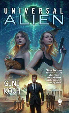 ARC Review: Universal Alien by Gini Koch