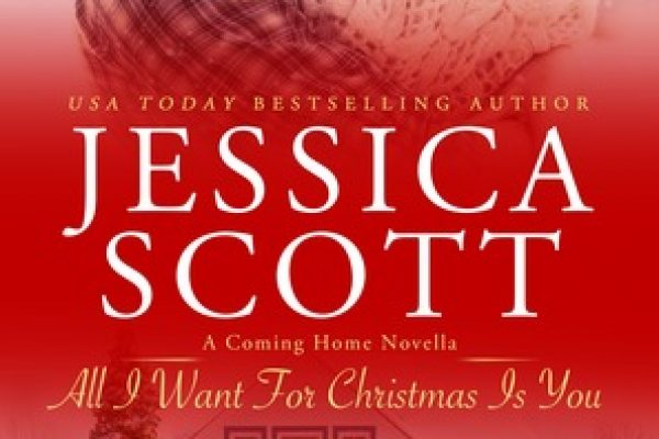 ARC Review: All I Want for Christmas is You by Jessica Scott