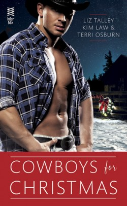 ARC Review: Cowboys for Christmas by Kim Law, Terri Osburn, and Liz Talley
