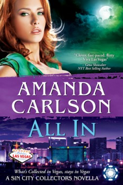 ARC Review: All In by Amanda Carlson