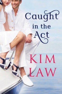 ARC Review: Caught in the Act by Kim Law