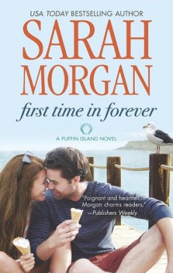 ARC Review: First Time in Forever by Sarah Morgan