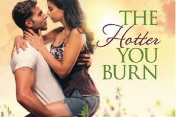 ARC Review: The Hotter You Burn by Gena Showalter