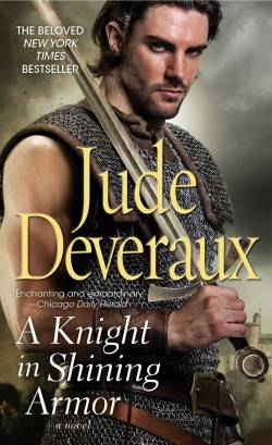 Review: A Knight in Shining Armor by Jude Deveraux
