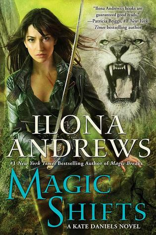 ARC Review: Magic Shifts by Ilona Andrews