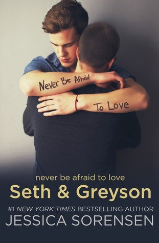 SETH & GREYSON by Jessica Sorense [LGBT NEW ADULT]