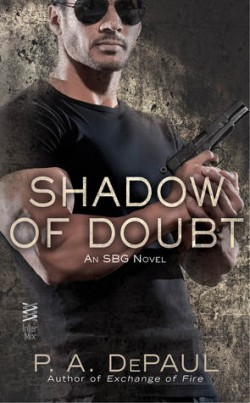 ARC Review: Shadow of Doubt by P.A. DePaul