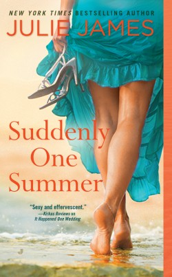 ARC Review: Suddenly One Summer by Julie James