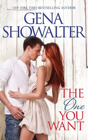 The One You Want by Gena Showalter [CONTEMPORARY]