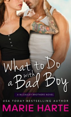 Review: What To Do With a Bad Boy by Marie Harte