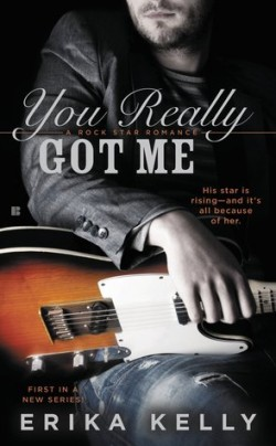 ARC Review: You Really Got Me by Erika Kelly