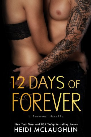 12 DAYS OF FOREVER by Heidi Mclaughlin [CONTEMPORARY]