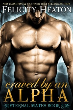 ARC Review: Craved by an Alpha by Felicity Heaton