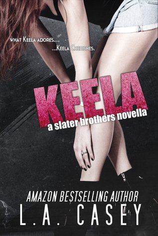 KEELA by L.A. Casey [CONTEMPORARY]