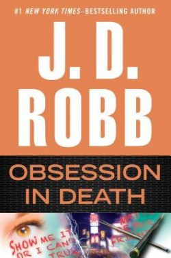 ARC Review: Obsession in Death by J.D. Robb