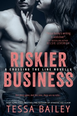ARC Review: Riskier Business by Tessa Bailey