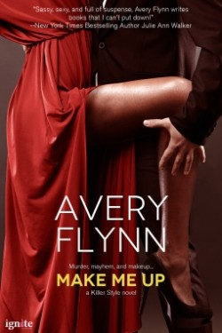 ARC Review: Make Me Up by Avery Flynn