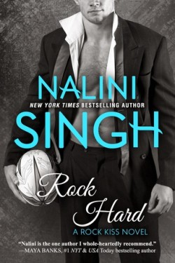 ARC Review + Tour: Rock Hard by Nalini Singh