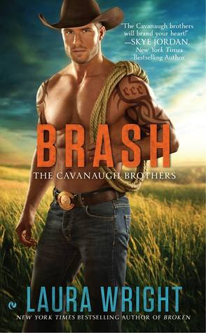 BRASH by Laura Wright [CONTEMPORARY]