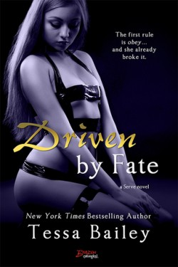 ARC Review: Driven by Fate by Tessa Bailey