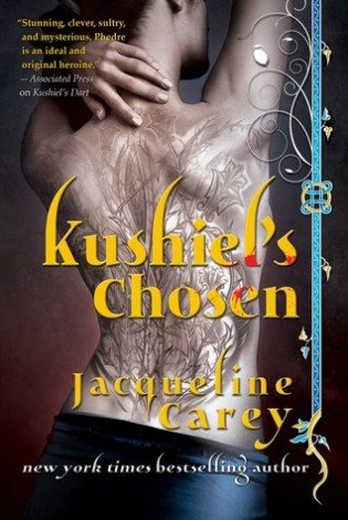 Review: Kushiel's Chosen by Jacqueline Carey
