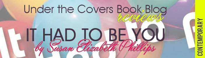 #RollBackWeek Review: It Had to Be You by Susan Elizabeth Phillips