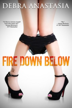 Review: Fire Down Below by Debra Anastasia