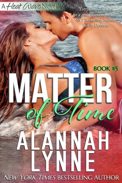 ARC Review: Matter of Time by Alannah Lynne